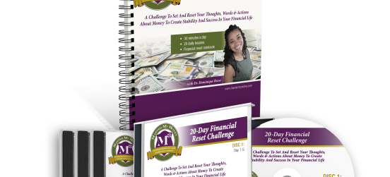 FREE 20-Day Financial Reset Challenge, JOIN NOW!