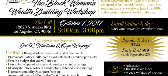 These Black Women Are Building Wealth…Will You Join Them?